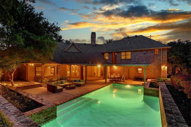 11703 Forest Court, Dallas, TX 75230 (MLS #14419684) :: RE/MAX Pinnacle Group REALTORS