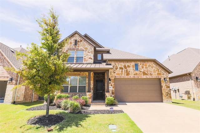 2703 Point Vista Drive, Lewisville, TX 75067 (MLS #14419780) :: RE/MAX Pinnacle Group REALTORS
