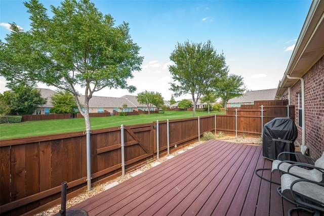 7265 Garda Circle, Plano, TX 75093 (MLS #14419782) :: The Hornburg Real Estate Group