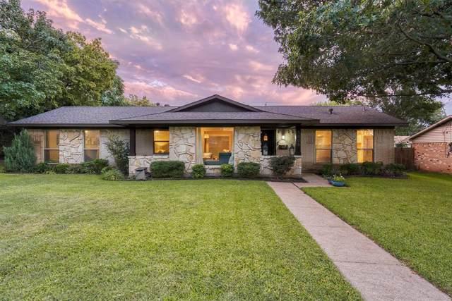 3806 Clubway Lane, Farmers Branch, TX 75244 (MLS #14419812) :: Frankie Arthur Real Estate