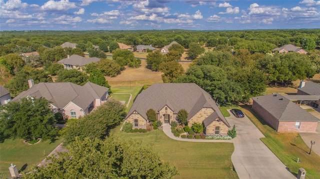 8509 Kingsley Circle, Granbury, TX 76049 (MLS #14419821) :: Frankie Arthur Real Estate