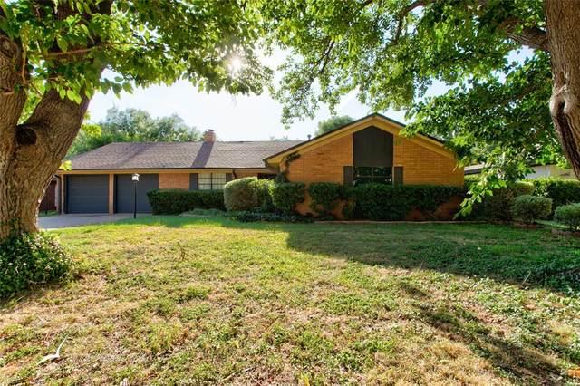 1727 Meadowbrook Drive, Abilene, TX 79603 (MLS #14419873) :: Robbins Real Estate Group
