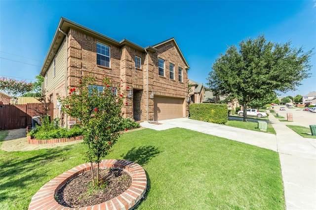 2801 Tangerine Lane, Plano, TX 75074 (MLS #14419910) :: Team Tiller
