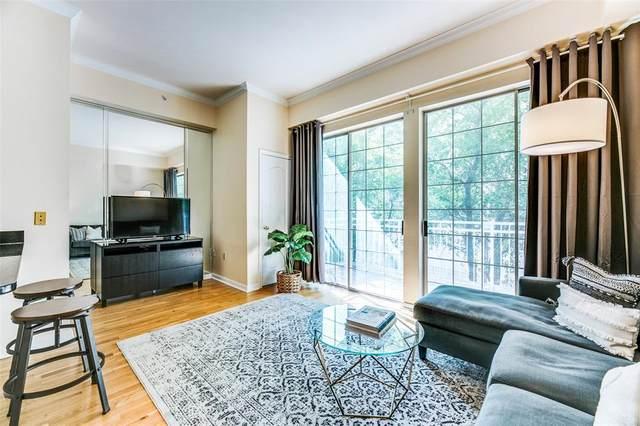 3225 Turtle Creek Boulevard #240, Dallas, TX 75219 (MLS #14419973) :: Frankie Arthur Real Estate