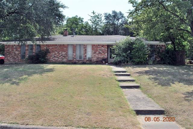 7301 Trimble Drive, Fort Worth, TX 76134 (MLS #14419979) :: The Mitchell Group