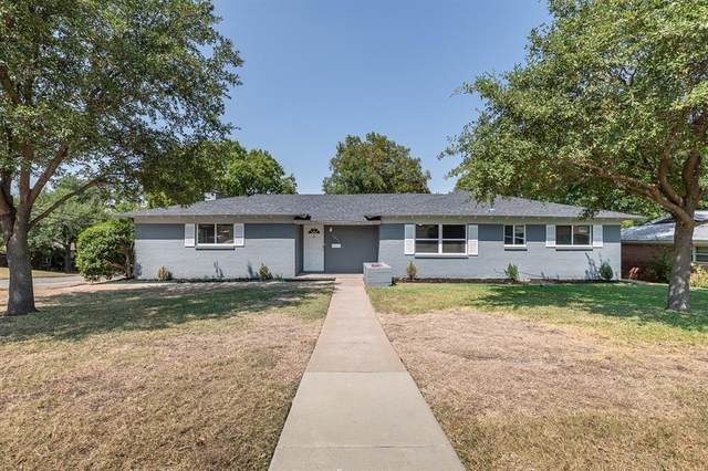 5536 Wonder Drive, Fort Worth, TX 76133 (MLS #14420049) :: Frankie Arthur Real Estate