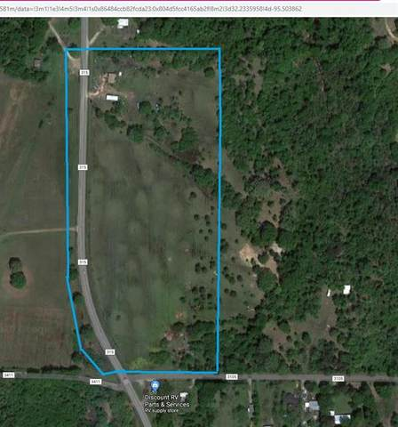 TBD County Road 3105, Chandler, TX 75758 (MLS #14420096) :: The Kimberly Davis Group
