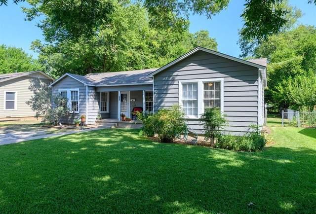 620 Emery Street, Denton, TX 76201 (MLS #14420169) :: The Hornburg Real Estate Group