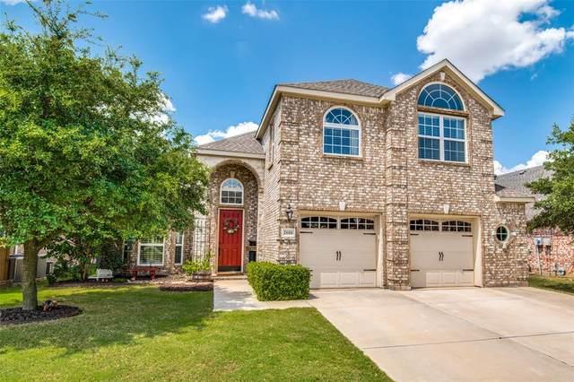 2601 Appaloosa Lane, Celina, TX 75009 (MLS #14420198) :: The Kimberly Davis Group