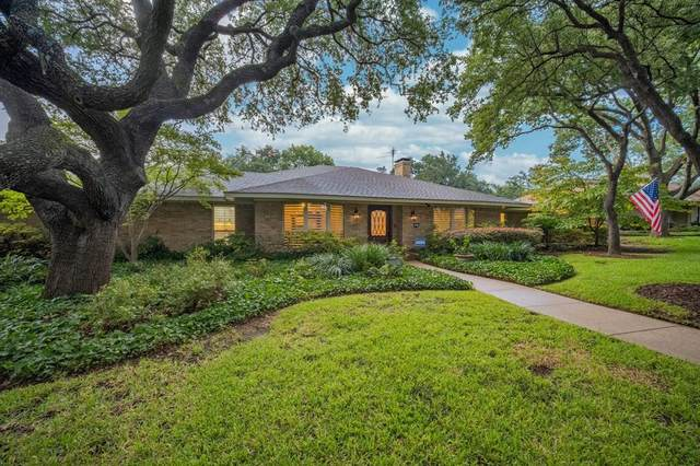 3823 Valley Lawn Place, Dallas, TX 75229 (MLS #14420243) :: The Kimberly Davis Group