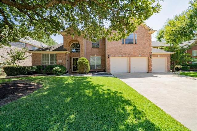 3601 Rolling Oaks Drive, Flower Mound, TX 75022 (MLS #14420253) :: Frankie Arthur Real Estate