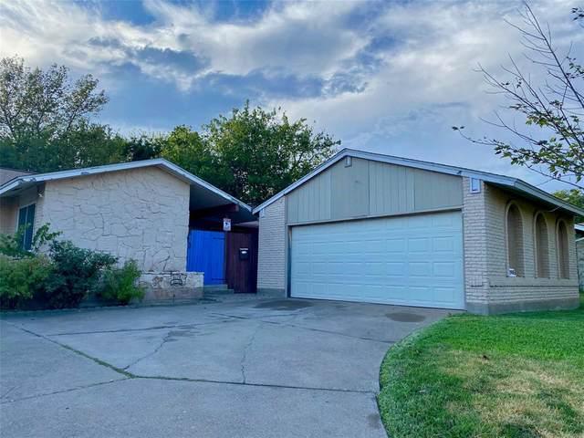 2405 Timberlake Drive, Irving, TX 75062 (MLS #14420270) :: Frankie Arthur Real Estate
