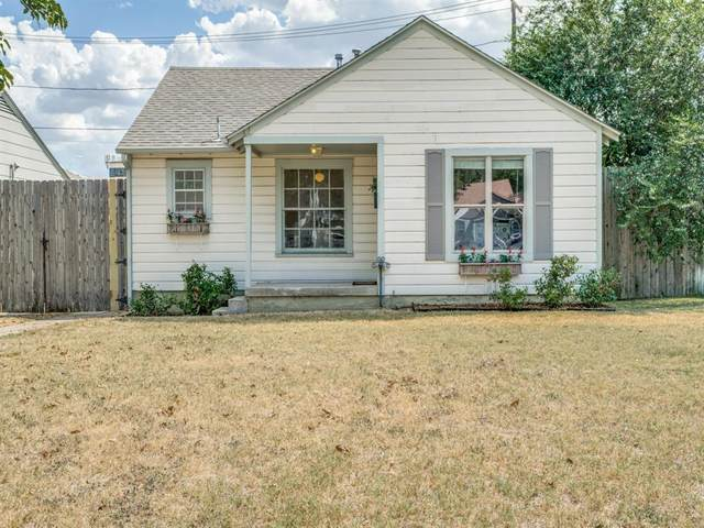 5621 Birchman Avenue, Fort Worth, TX 76107 (MLS #14420322) :: The Mitchell Group