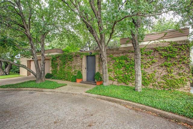 1912 Highland Park Circle, Fort Worth, TX 76107 (MLS #14420349) :: The Tierny Jordan Network