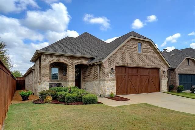 1101 Montgomery Way, Lantana, TX 76226 (MLS #14420392) :: The Mitchell Group