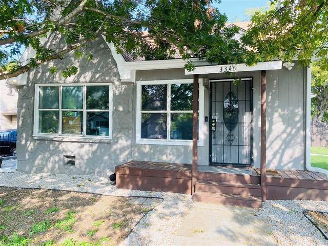 3345 8th Avenue, Fort Worth, TX 76110 (MLS #14420482) :: North Texas Team | RE/MAX Lifestyle Property
