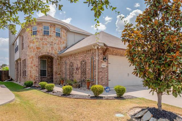 2808 Bretton Wood Drive, Fort Worth, TX 76244 (MLS #14420489) :: Frankie Arthur Real Estate