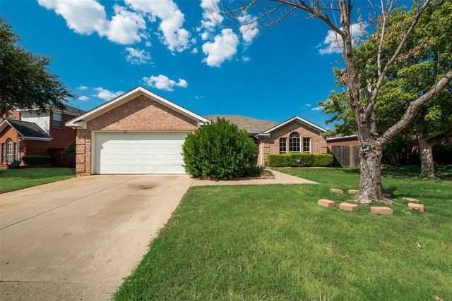 3628 Fleetwood Drive, Fort Worth, TX 76123 (MLS #14420525) :: Frankie Arthur Real Estate