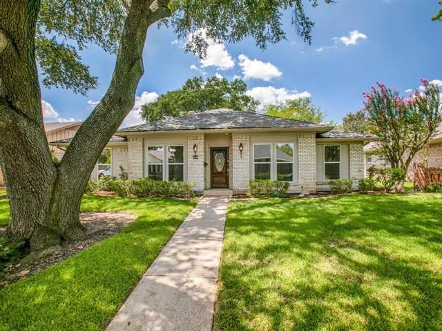 16027 Longvista Drive, Dallas, TX 75248 (MLS #14420542) :: RE/MAX Landmark