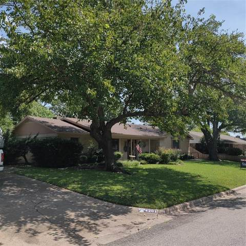 4205 Plantation Drive, Benbrook, TX 76116 (MLS #14420556) :: Real Estate By Design
