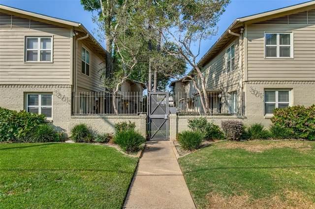 3615 Brown Street B, Dallas, TX 75219 (MLS #14420569) :: All Cities USA Realty