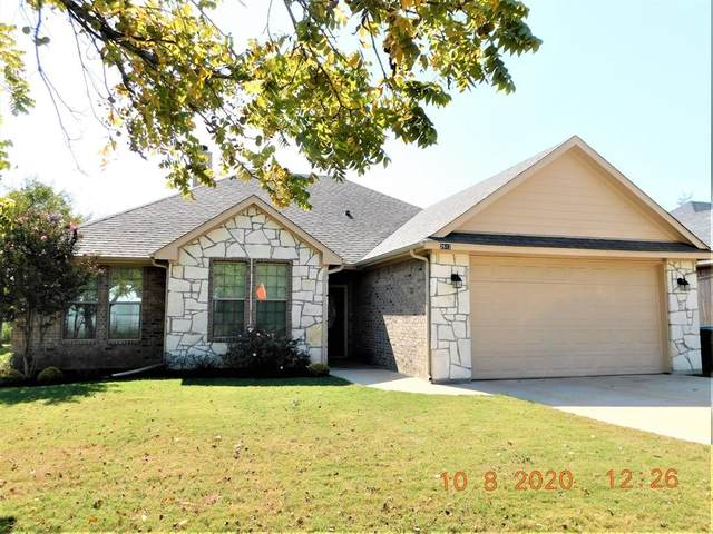2612 Flora Lane, Denison, TX 75020 (MLS #14420683) :: All Cities USA Realty