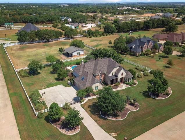 901 Noble Champions Way, Bartonville, TX 76226 (MLS #14420711) :: The Kimberly Davis Group
