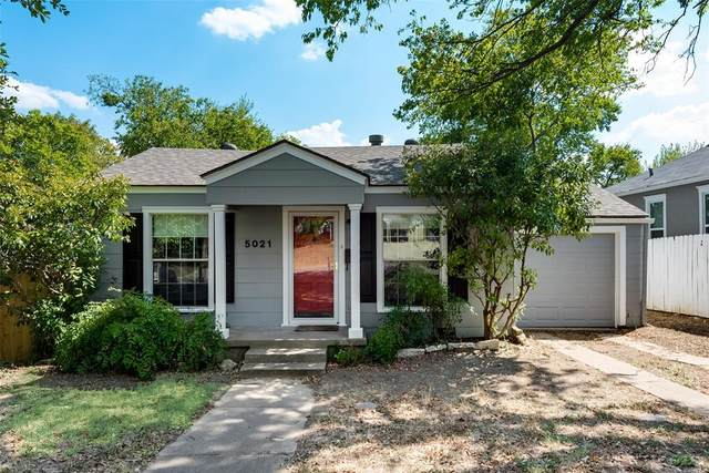 5021 Donnelly Avenue, Fort Worth, TX 76107 (MLS #14420726) :: The Daniel Team