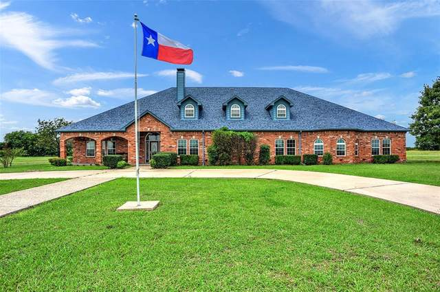 2545 White Mound Road, Sherman, TX 75090 (MLS #14420765) :: The Paula Jones Team | RE/MAX of Abilene