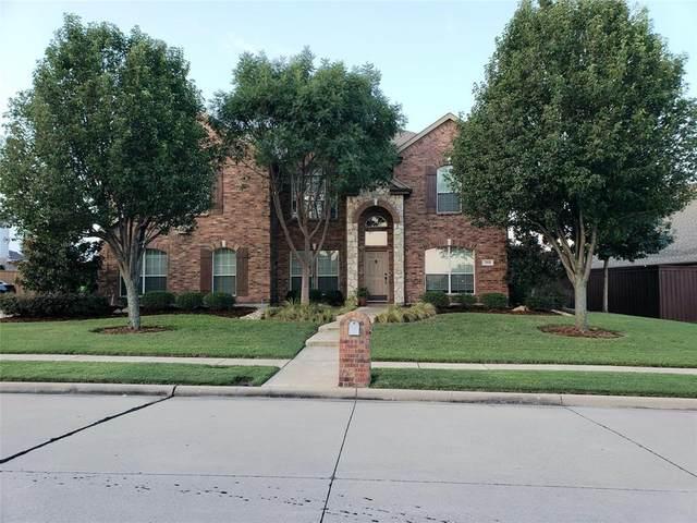 700 Sundown Way, Murphy, TX 75094 (MLS #14420835) :: Real Estate By Design