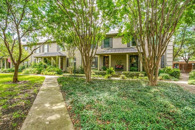6409 Bordeaux Avenue, Dallas, TX 75209 (MLS #14420947) :: Front Real Estate Co.