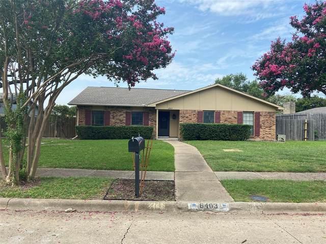 6403 Green Oaks Drive, Plano, TX 75023 (MLS #14420982) :: Robbins Real Estate Group