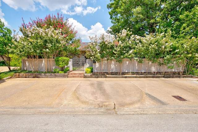 4628 Harley Avenue, Fort Worth, TX 76107 (MLS #14421070) :: The Mitchell Group