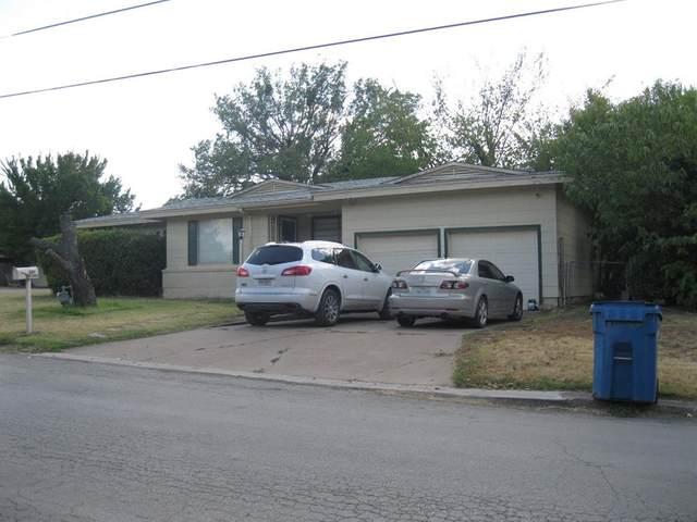 301 N Harding Street, Breckenridge, TX 76424 (MLS #14421109) :: Trinity Premier Properties