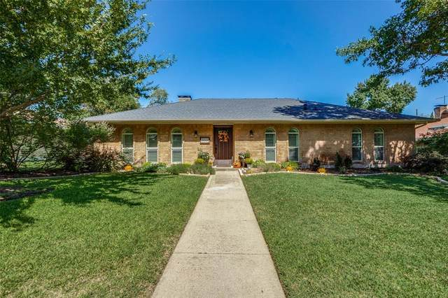 310 Ridgewood Drive, Richardson, TX 75080 (MLS #14421220) :: The Mauelshagen Group