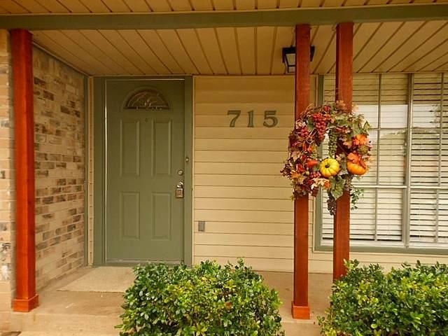 715 Caladium Drive, Mesquite, TX 75149 (MLS #14421249) :: RE/MAX Pinnacle Group REALTORS