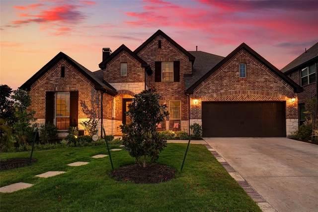 2201 Commons Way, Prosper, TX 75078 (MLS #14421300) :: The Kimberly Davis Group