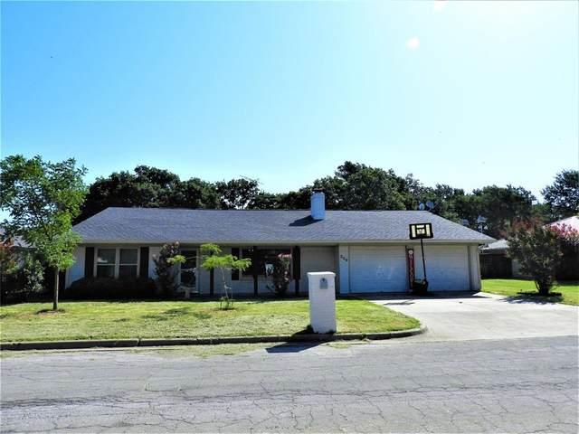 250 Oak Ridge, Jacksboro, TX 76458 (MLS #14421416) :: The Chad Smith Team