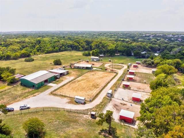1401 N Joe Wilson Road, Cedar Hill, TX 75104 (MLS #14421569) :: The Hornburg Real Estate Group
