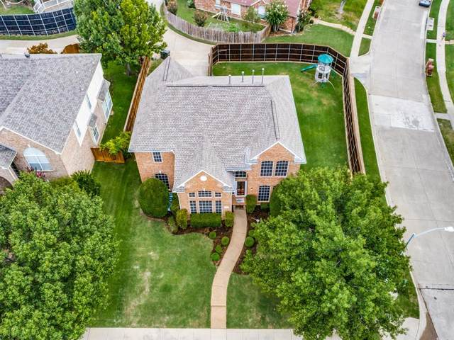 1501 Simsbury Drive, Plano, TX 75025 (MLS #14421588) :: The Mitchell Group