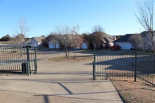 109 Easy Street, Glen Rose, TX 76043 (MLS #14421592) :: The Hornburg Real Estate Group