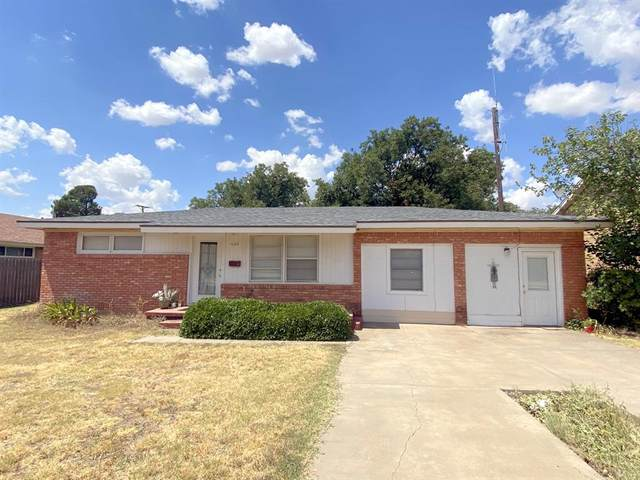 1603 N Avenue E, Haskell, TX 79521 (MLS #14421612) :: The Hornburg Real Estate Group