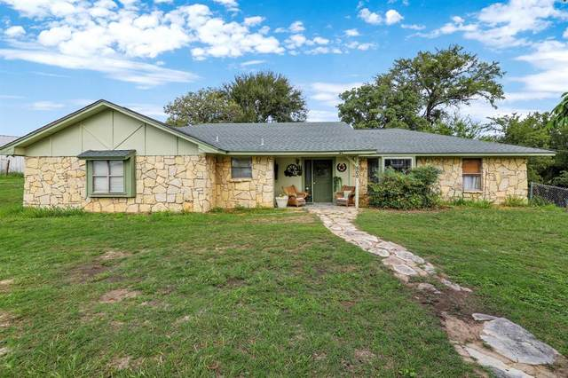 500 Appleton Drive, Weatherford, TX 76088 (MLS #14421663) :: The Mauelshagen Group