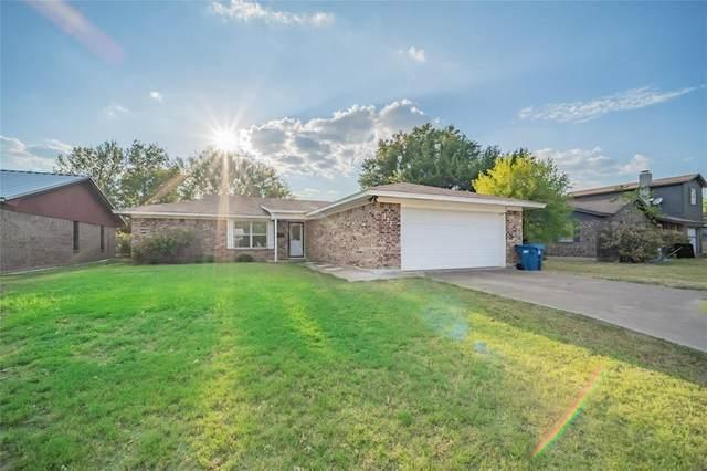 721 Mistletoe Street, Breckenridge, TX 76424 (MLS #14421742) :: Trinity Premier Properties