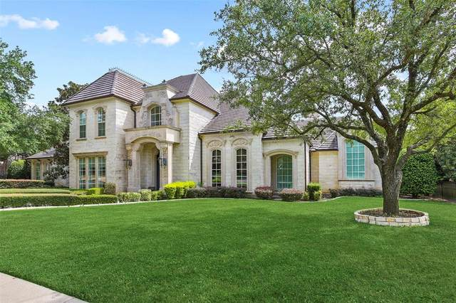6275 Chamberlyne Drive, Frisco, TX 75034 (MLS #14421804) :: Real Estate By Design