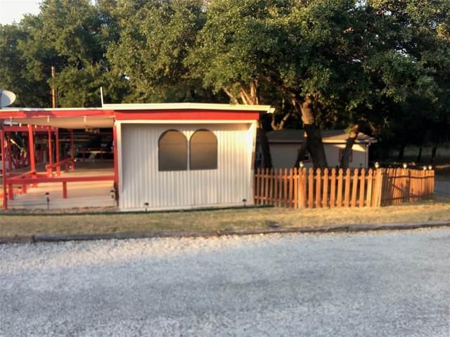 2334 Sandbar Road #58, Possum Kingdom Lake, TX 76449 (MLS #14421985) :: Real Estate By Design