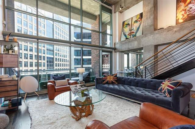 1999 Mckinney Avenue #1207, Dallas, TX 75201 (MLS #14422096) :: The Hornburg Real Estate Group