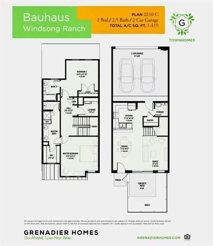 3701 Pine Leaf Lane, Prosper, TX 75078 (MLS #14422164) :: Trinity Premier Properties