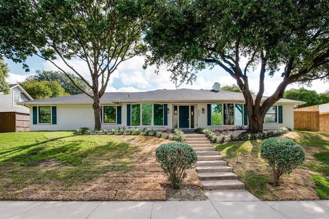 2502 Custer Parkway, Richardson, TX 75080 (MLS #14422165) :: Keller Williams Realty