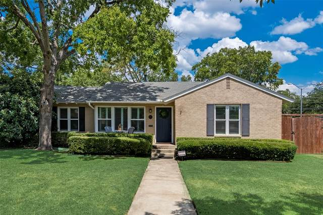 6347 Sudbury Drive, Dallas, TX 75214 (MLS #14422166) :: RE/MAX Landmark